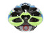 Rudy Project Rush Helm azur/lime fluo shiny